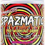 Spazmatic Pre workout